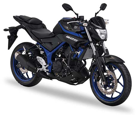 Spesifikasi dan Harga Yamaha MT-25 Terbaru 2018
