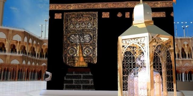 رحلة إبراهيم مع هاجر وإسماعيل لوادي مكة
