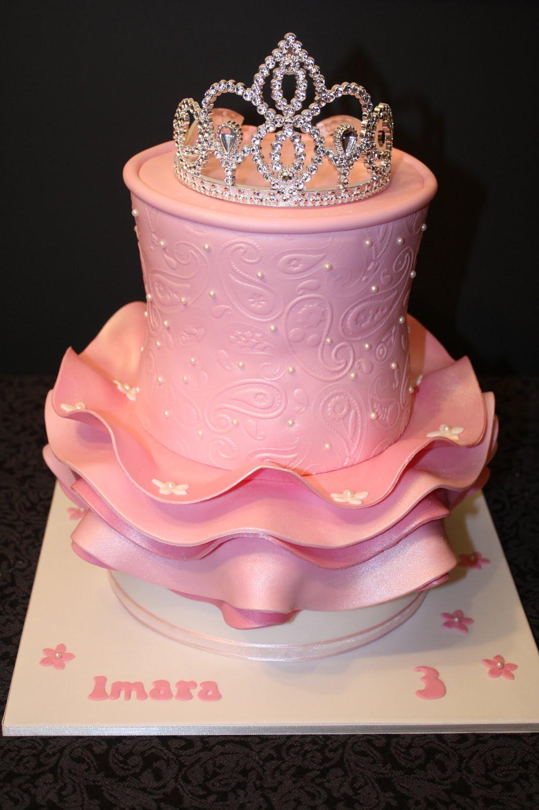 Sandy S Cakes Imara S Ballerina Tutu