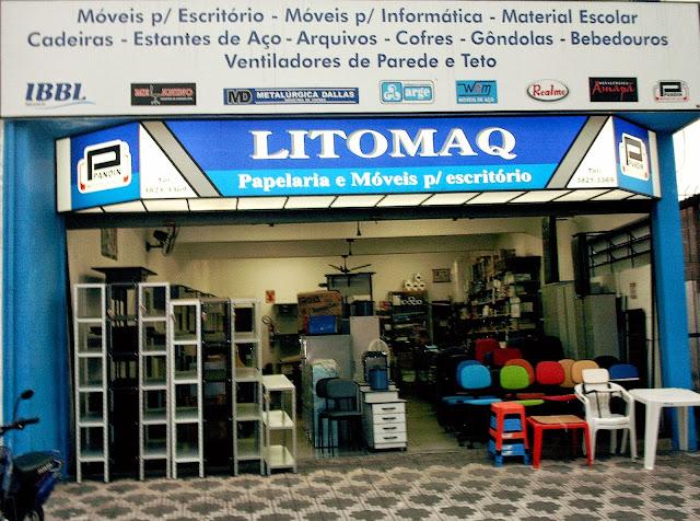 LITOMAQ em Registro-SP