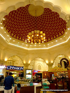 Ibn Battuta Indian Design