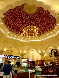 Ibn Battuta Indian Design
