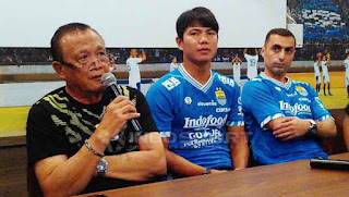 Ahcmad Jufriyanto kembali ke Persib Bandung