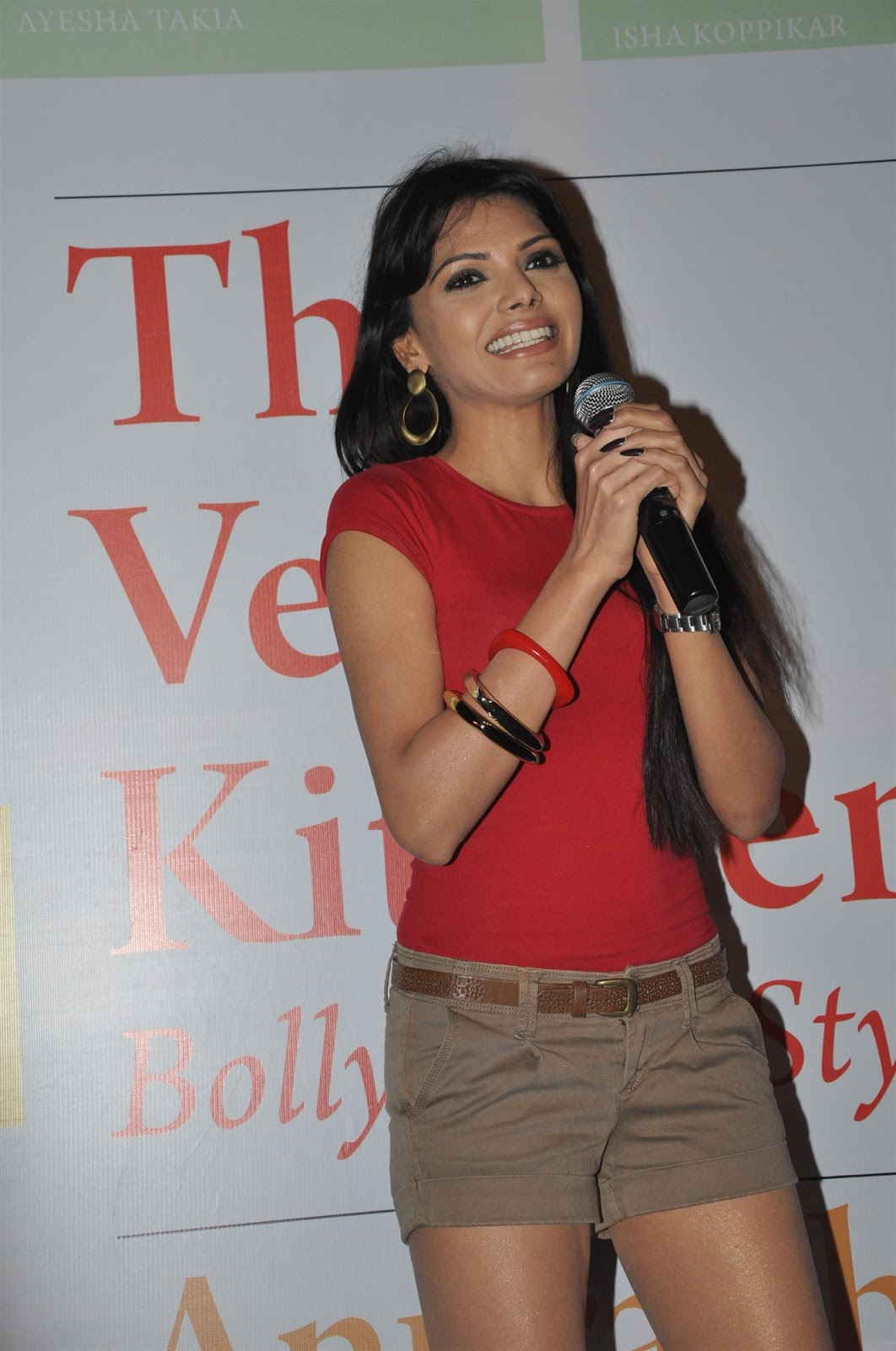 High Quality Bollywood Celebrity Pictures Sherlyn Chopra -6736