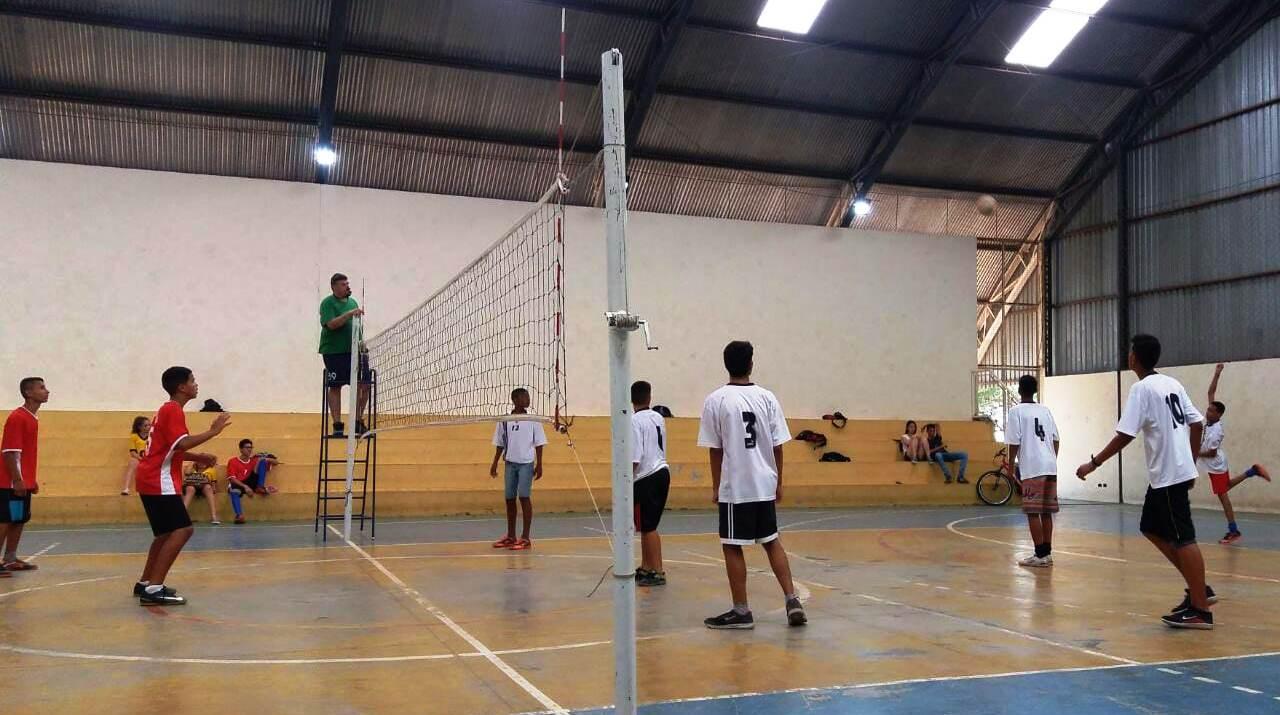 4e129189b9 Olimpíada Escolar de Garça  grande festa vai marcar a entrega das medalhas  aos atletas