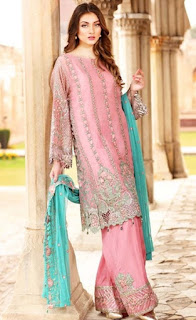 Nishwa Luxury Chiffon Formal Collection 2017 Vol-1