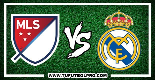 Ver MLS All-Stars vs Real Madrid EN VIVO Por Internet Hoy 2 de Agosto 2017