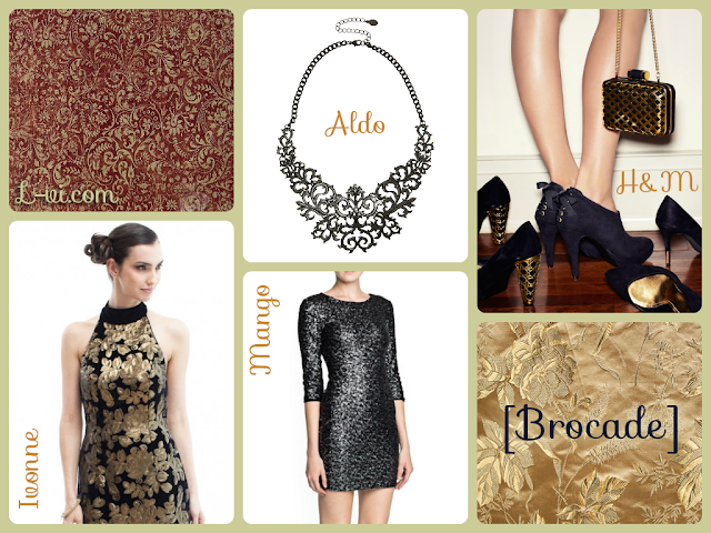 Brocade . Trends and parties by Lucebuona