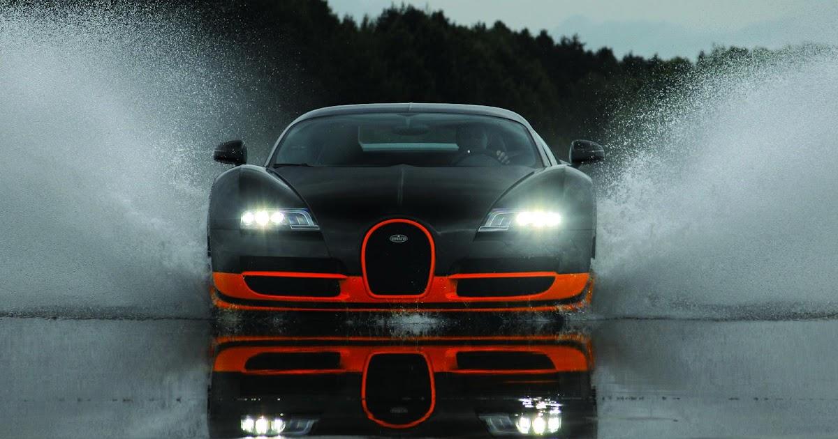 Range Rover Sport >> Auto Galeria: Bugatti Veyron Super Sport, samochody
