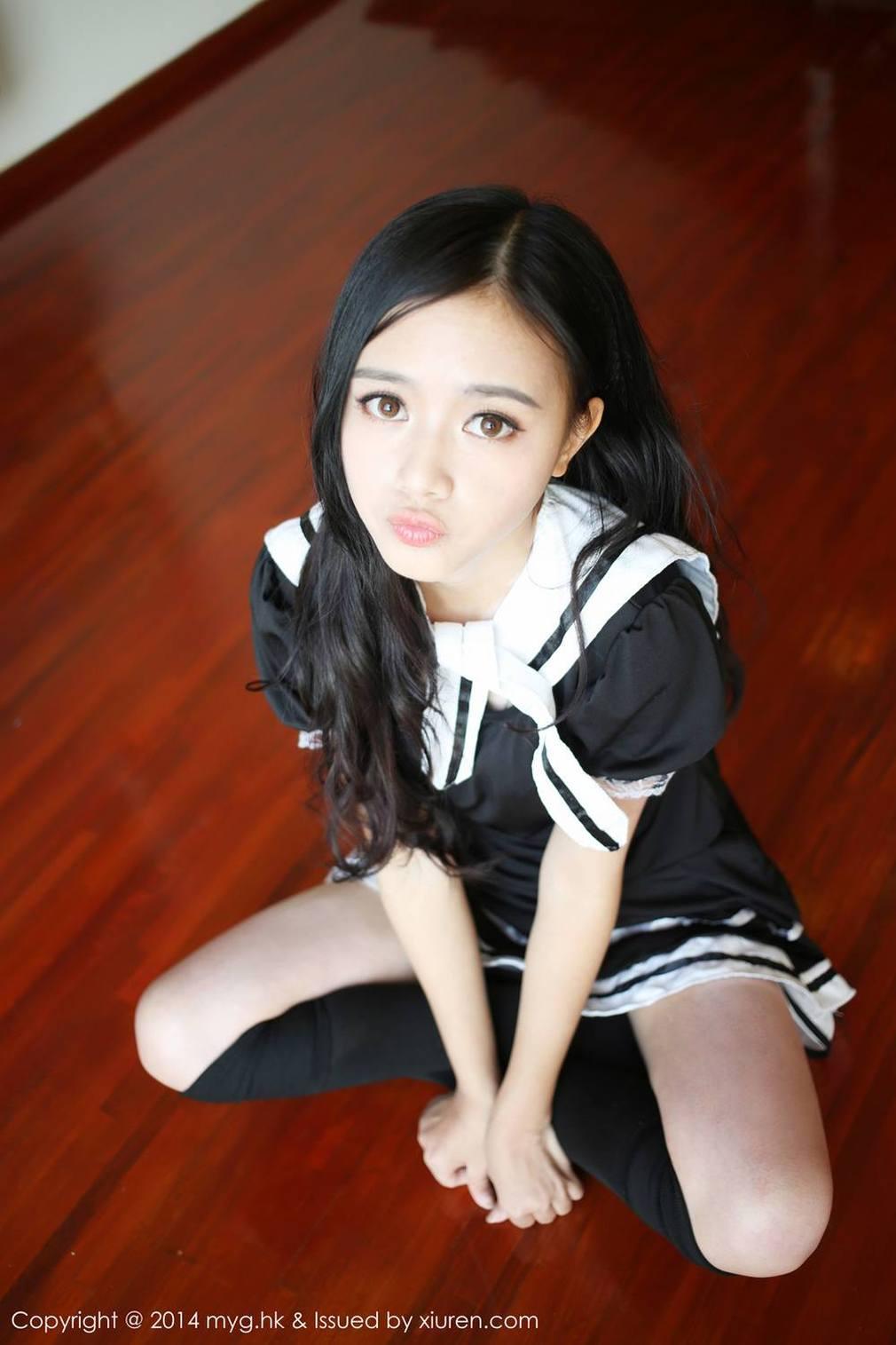 yu zhu toro nurse cosplayer bare butt mygirl
