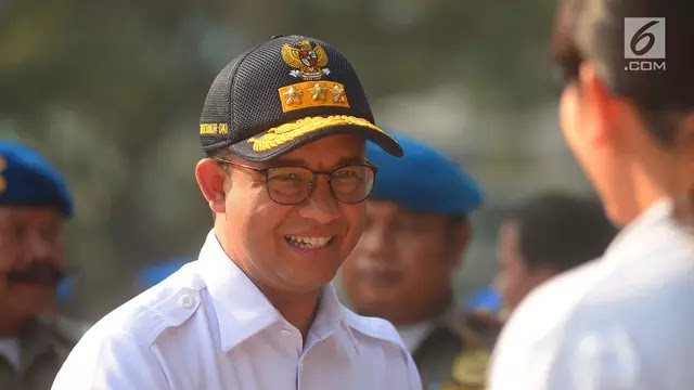 Anies Baswedan Sebut Masyarakat Indonesia Memintanya Maju Pilpres 2019