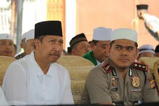 Jalin Silaturahmi Polres Cirebon Kota Gelar Pengajian