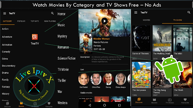 Tea TV Apk