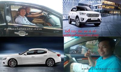 Đào tạo lái xe ở khu vực Bắc từ Liêm: