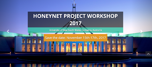 The Honeynet Project Annual Workshop 2017
