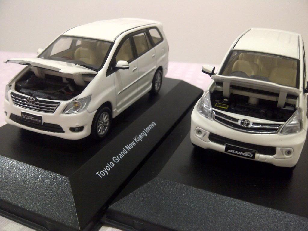 Diecast Grand New Avanza All Kijang Innova Venturer 2017 Gambar Mobil Mainan Terkeren Dan Terlengkap Car Modification Miniatur Motor Update Stok