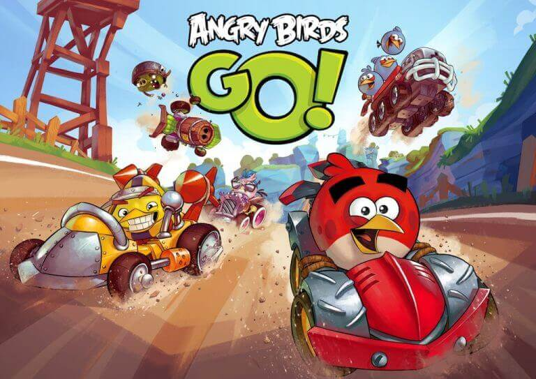 Angry Birds Go hack