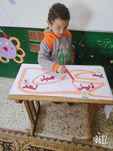 """برنامج """"ريجيو إميليا"""" ودوره فى تعلم أطفال الروضات بمصر""""10"""""""