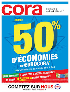 Catalogue Cora 09 au 15 May 2017