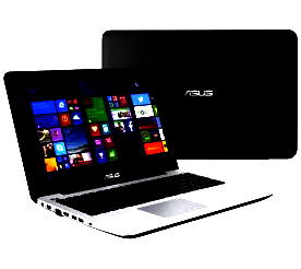 ASUS K556UA Windows 10 64bit Drivers
