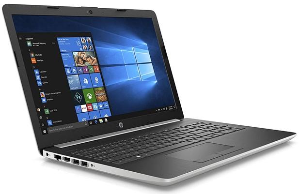 ▷[Análisis] HP Notebook 15-da0039ns, un portátil Core i5 con Windows 10 perfecto para la jornada diaria