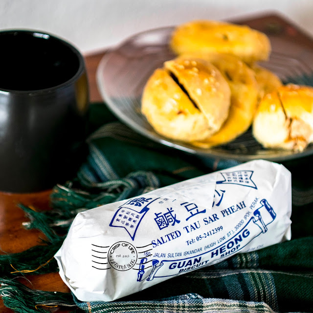 Guan Heong Biscuit Ipoh Perak