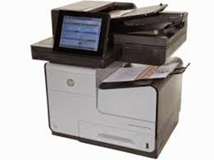 HP Officejet Enterprise MFP X585dn Driver Download