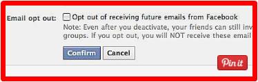 Deactivate a Facebook Account Permanently