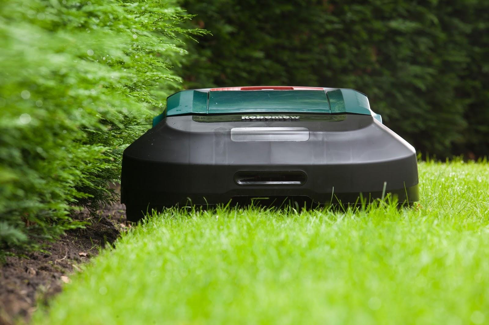 Choisir vos bordures de jardin pour votre robot tondeuse   bon ...