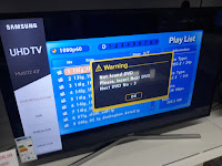Samsung UE43MU6172U 4k TV