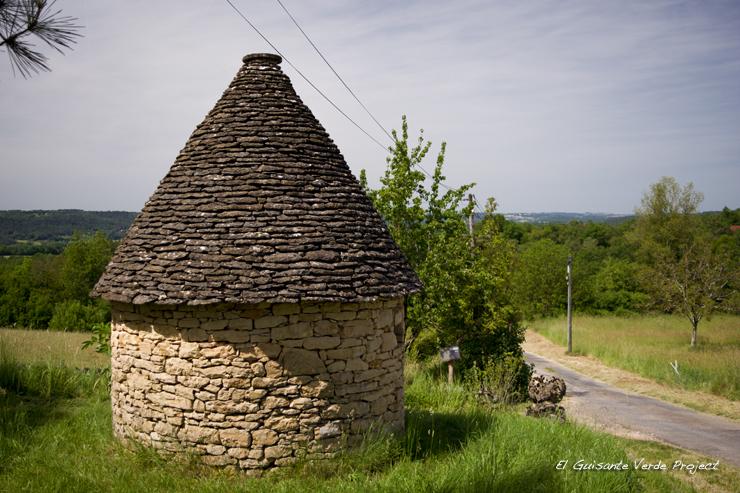 Hornos en Sendero Hombres de Lascaux - Perigord, Francia por El Guisante Verde Project