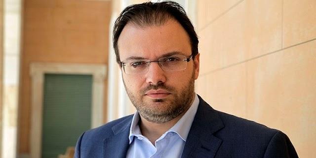 Συνέδριο για νέο πολιτικό φορέα της Κεντροαριστεράς προτείνει ο Θ. Θεοχαρόπουλος