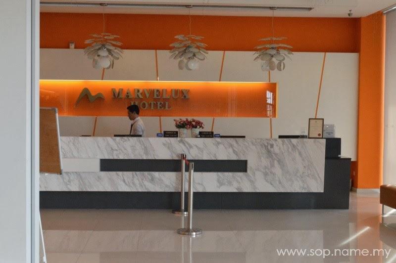 Marvelux Hotel, Melaka