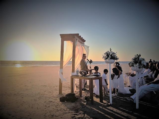 Maestro de ceremonias y oficiante  de bodas en Rota (Cádiz)