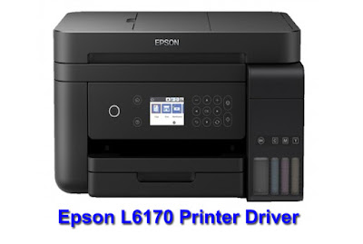 Epson L6170 Duplex Printer-Scanner Driver Software Download Windows / Mac os