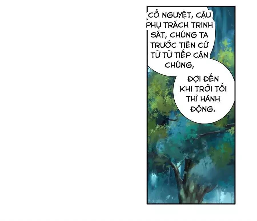 Long Vương Truyền Thuyết chap 159 - Trang 8