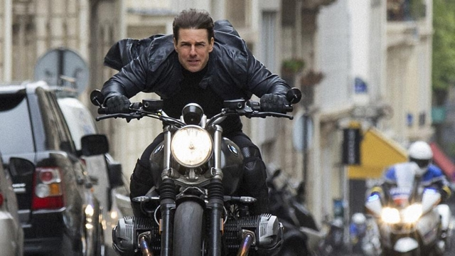 """Mission: Impossible Fallout"""