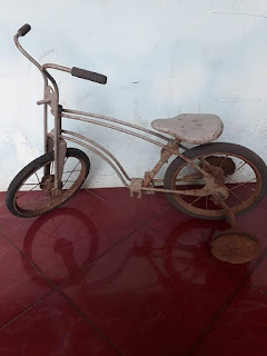 Didjoewal sepeda antik mobo germany