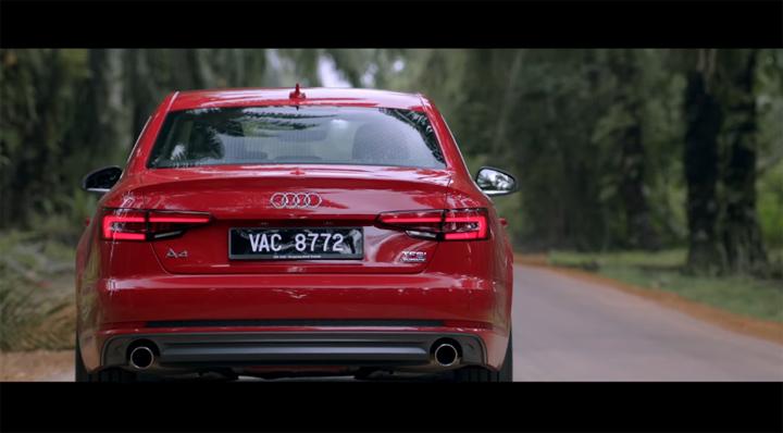 """""""Nak Ikut Boleh Tak?"""" dari Audi Malaysia"""