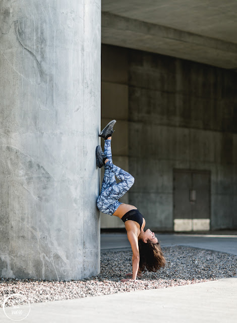 Yoga & Fitness Photography on the Streets of London