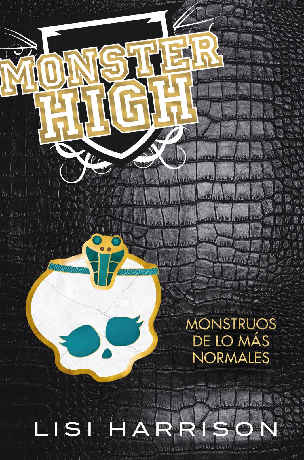Monster High Libros Spoilers Reseña Libro Monster High 1 Y 2