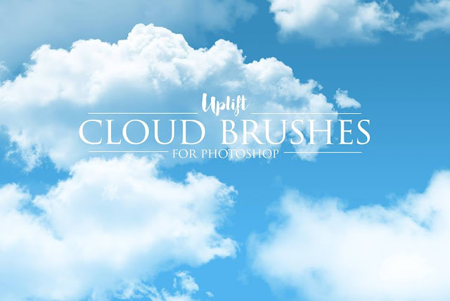 Share 30 Cloud Photoshop Brushes