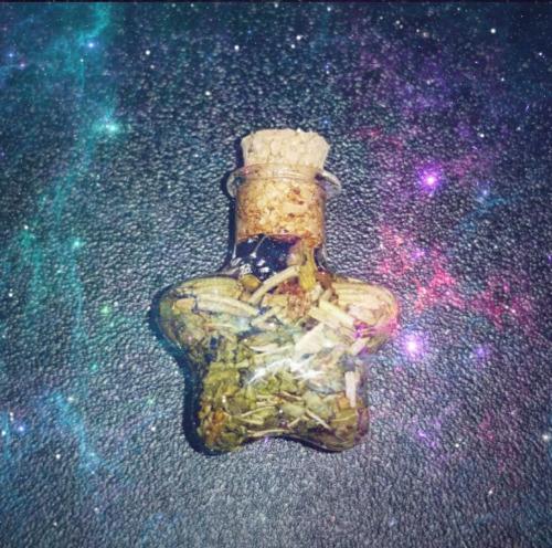 Amuleto para prevenir las pesadillas y tener un sueño reparador