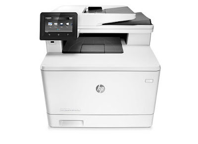 HP LaserJet Pro M477FNW Driver download