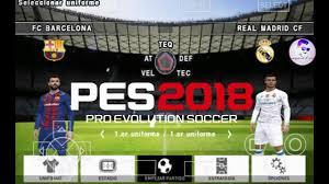 تحميل لعبة بيس 2018 للكمبيوتر والموبايل pes 2018 ديمو Download Pro Evolution Soccer 2018