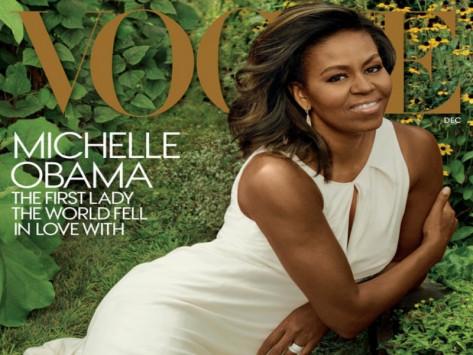 Εκθαμβωτικό `αντίο` της Μισέλ Ομπάμα στη Vogue!