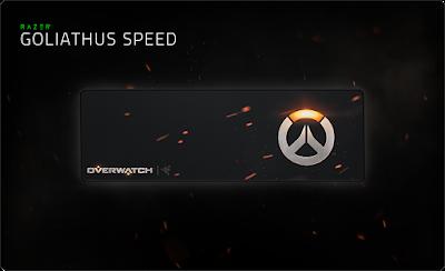Perangkat Wajib Bermain Overwatch dari Razer