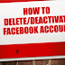Delete Facebook Link Updated 2019