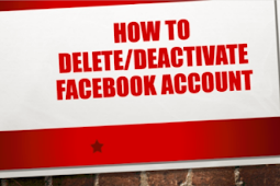 Deleting Your Facebook