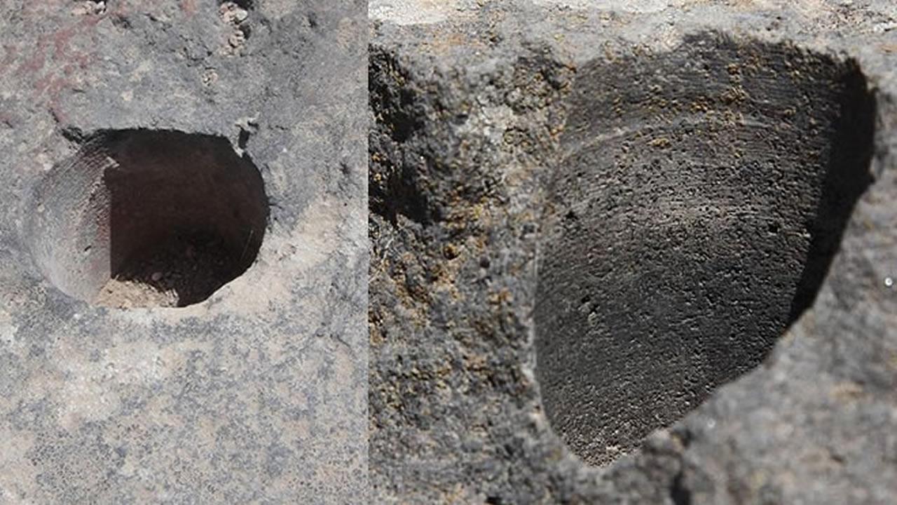 ¿Podrían estas perforaciones perfectas ser evidencia de tecnología avanzada en la antigüedad?